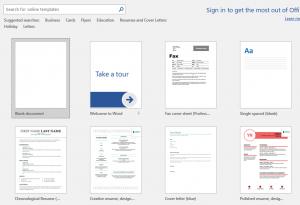 Microsoft Fax cover sheet