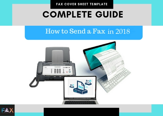 How To Send A Fax in 2018