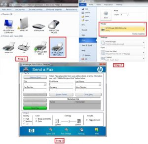 How to send a fax online free