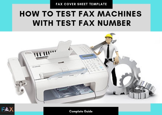 How To Test A Fax Machine
